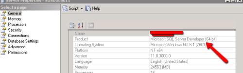 Sql Server Edition